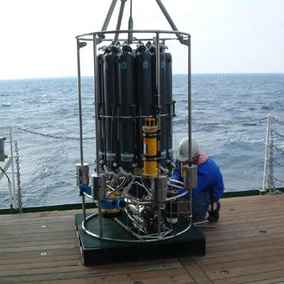 Dự án: Cung cấp, lắp đặt hệ thống đo tổ hợp khí tượng hải văn và môi trường biển