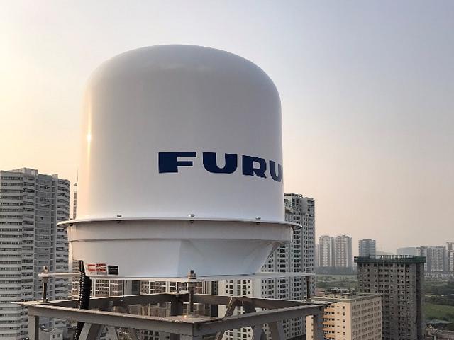 Dự án FIRST-IGP: Cung cấp, lắp đặt Hệ thống Radar thời tiết phân cực kép X-band